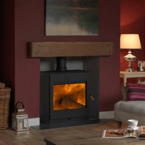 Burley Bosworth 9312 Wood-Burning Stove