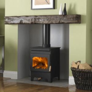 Burley Debdale 9104 4kw-C Wood-Burning Stove