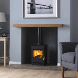 Burley Owston 9303 3kw Wood-Burning Stove