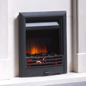 Burley Stoves The Langton Black