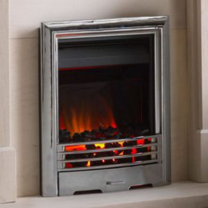 Burley Stoves The Langton Chrome