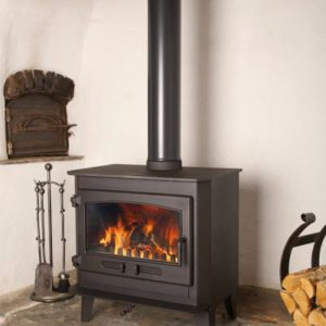 Dean Stoves Croft Clearburn Medium 11kw Multi-fuel stove