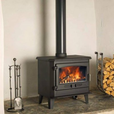 Dean Stoves Croft Large 12.5kw Multi-fuel Stove