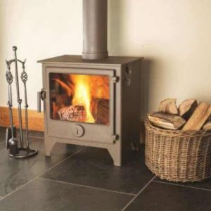 Dean Stoves Dartmoor 8 Multi-fuel Stove