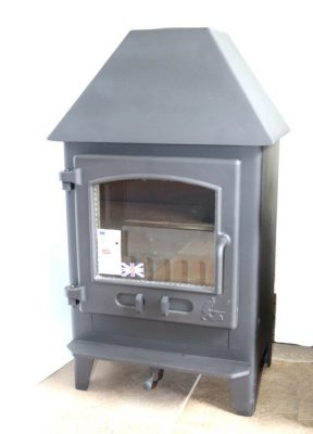 Dean Stoves Herrick Clearburn Junior 5kw SE Low or High Canopy