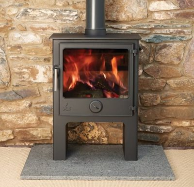 Dean Stoves Huccaby 5Kw Wood burner or Multi-fuel Stove