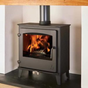 Dean Stoves Sherford 8 High 8kW Woodburning Stove