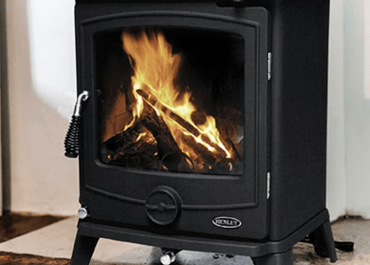 Henley Cambridge 10.5kW Stove Matt Black