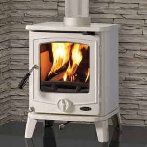 Henley Cambridge - Cream Stove