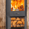 Henley Cheltenham 5kW Stove With Log Box