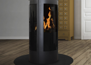 Oak Stoves - Drifter Grand - Gas Fire