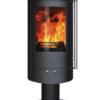 Oak Stoves- Zeta 5 Pedestal - Multi-Fuel Stove
