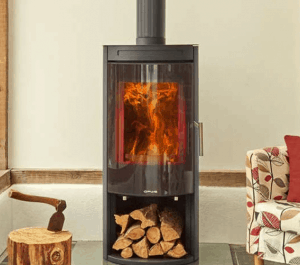 Opus Stoves Melody G 5KW Wood Burning Stove