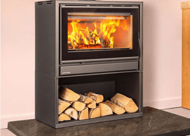 Opus Stoves Tempo 80 8kw Wood Burning Stove