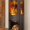 Opus Trio 5KW Wood Burning Stove