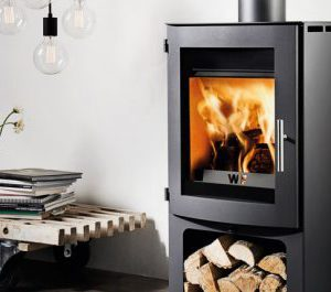 Westfire Uniq 18 - Wood Burning Stove