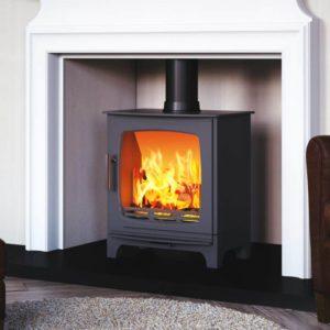 Carron 5kw ECO Revolution Wood Burning Stove